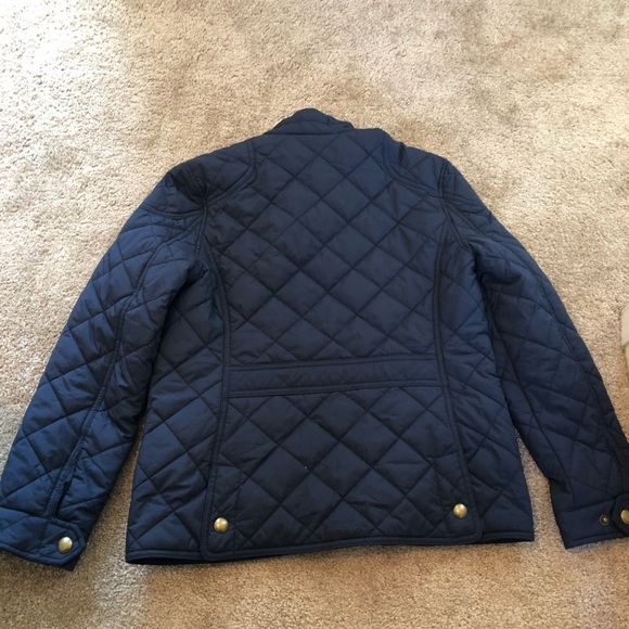 Ralph Polo Navy Jacket Quilted Lauren xedoWQrBCE